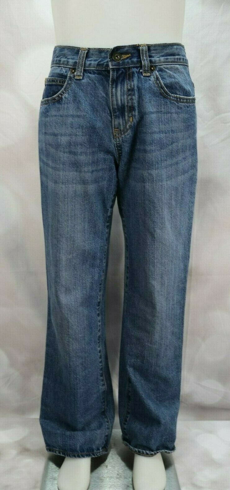 Boys Old Navy Boot Cut Jeans size 14 Regular