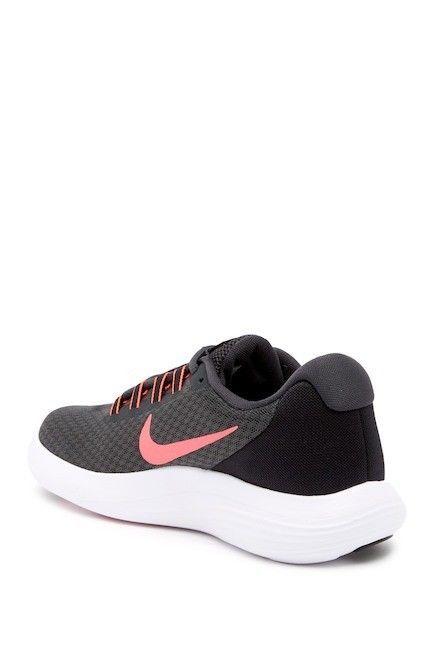 NIKE Women's Lunarconverge Running Sneaker Gray Pink Size 5, 5.5, NIB