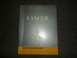 2008 MITSUBISHI Lancer Electrical Supplement Service Repair Manual FEO BOOK 08 - $16.07