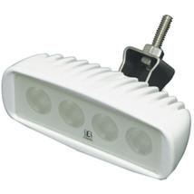 Lumitec Caprera LED Cockpit Flood Light - Bracket Mount - White - $161.21