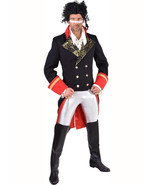 HIRE , UK ONLY  - 80's Deluxe Adam Ant Costume / New Romantic  XS - XXL - $57.44+