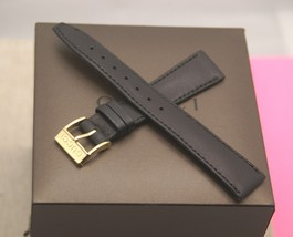 New Gucci 17 MM Genuine Smooth Leather Band - Reg 17.126 - $29.95