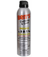 Ben's Clothing & Gear Continuous Insect Repellent 6oz Spray Bottle Bugs ... - $11.99
