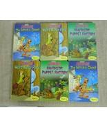 Lot of 6 Scooby Doo Books Hard Cardboard  6 x 5 - $9.49