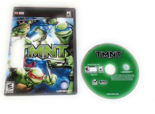TMNT Teenage Mutant Ninja Turtles (PC, 2007) PC - $21.77