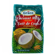 Grace Coconut Milk Powder Organic Recipes Nutrition Ingredients 2.2 Poun... - $26.17