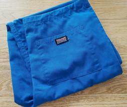 Cherokee Workwear Women's Blue Drawstring Scrub Pant XS 34 x 30 NWOT - $12.50