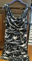 Express dress Express Size 8 BLACK ladies girls women - $16.48