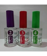 RED Dipping Essential Liquid [Base/Activator/Top] 0.5 Fl Oz **Pick Your Bottle** - $8.66 - $16.58