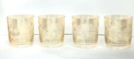 Miller Rogaska Crystal By Reed & Barton Drinking Glasses Set of 4 Swirl ... - $42.08