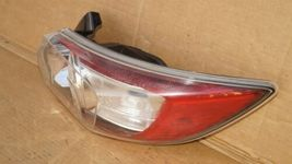 10-13 Mazda3 Mazda 3 Hatchback LED Outer Tail Light Taillight Passenger Right RH image 6