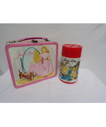 ORIGINAL Vintage 1978 Junior Miss Metal Lunch Box w/ Thermos - $46.39