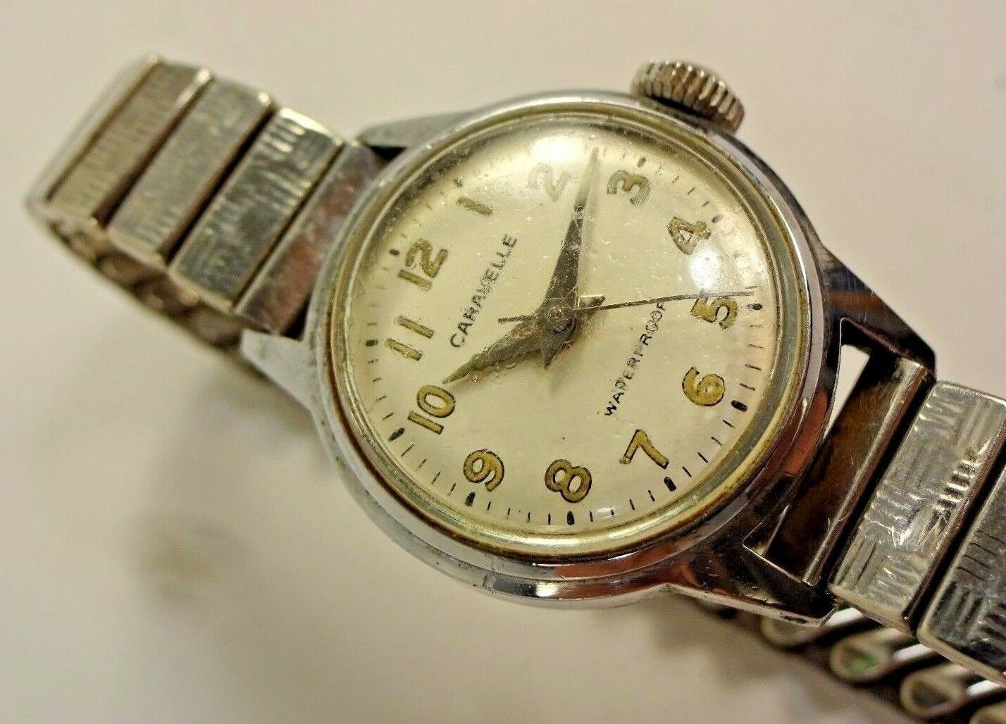 Primary image for VTG - Caravelle M6 Water Proof Antimagnetic Women's Watch - UNTESTED AS IS