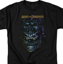 Army Of Darkness Supernatural Retro Horror 80's Evil Dead Graphic T-shirt MGM130 image 3