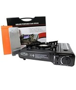 GAS ONE GS-3000 Portable Gas Stove with Carrying Case, 9,000 BTU, CSA Ap... - $38.70