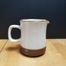 Denby Potters Wheel Rust Red Creamer Red Rust Center Brown Rim England - $14.80