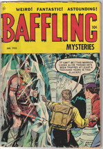 Baffling Mysteries Comic #24 Periodical House 1955 FINE- - $77.32