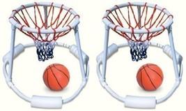 Swimline 9162 Super Hoops Floating Basketball Game (2 Pack) - $67.16