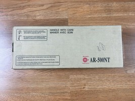Genuine Sharp AR-500NT Toner For Sharp AR501, AR505, AR507 Same Day Ship... - $54.45