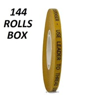 "144 rolls 1/4"" ATG Adhesive Transfer Tape (Fits 3M Gun) Photo Craft Scra... - $183.14"