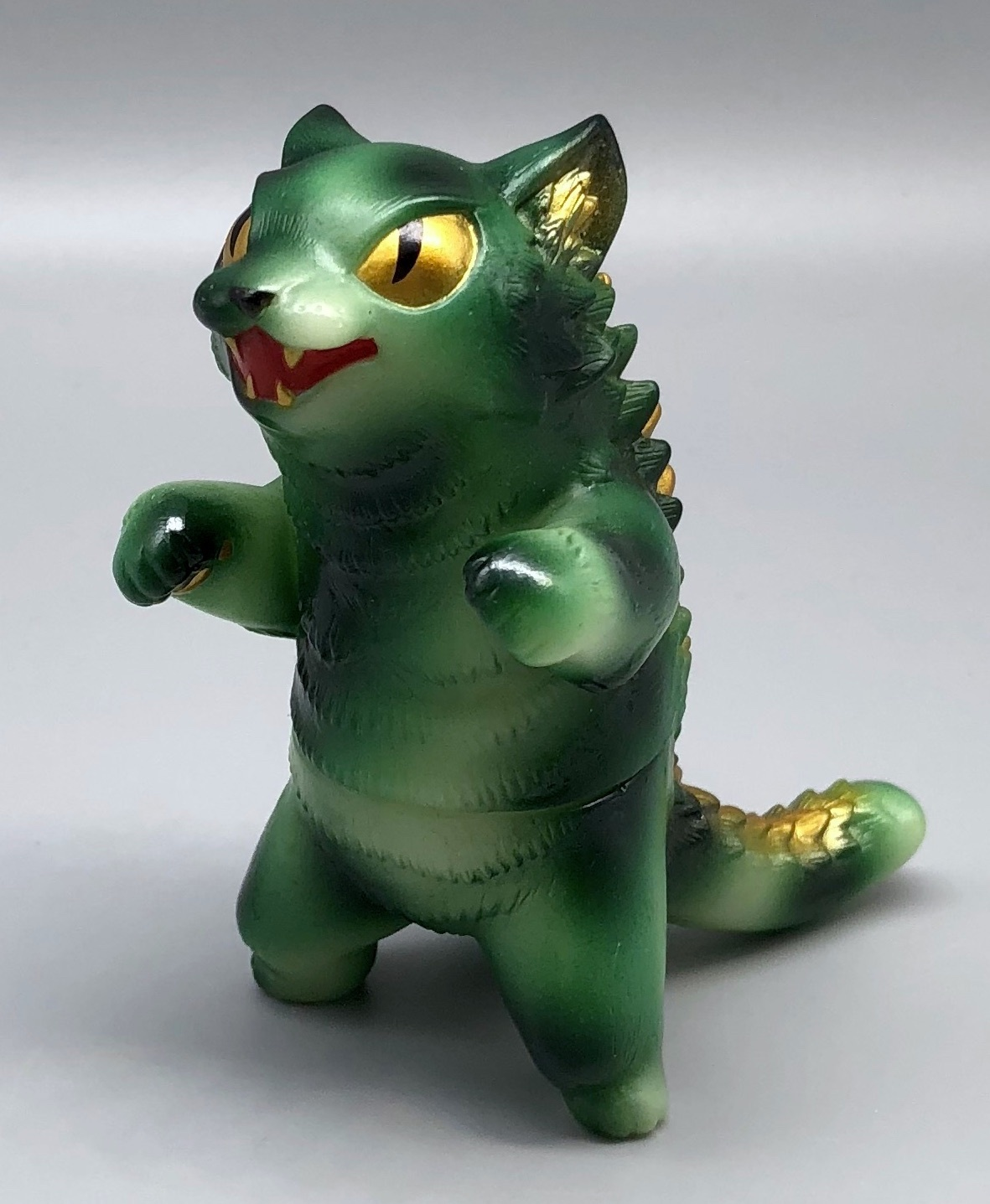 Max Toy GID (Glow in Dark) Green Negora Rare
