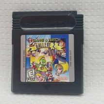 Nintendo Game Boy Gameboy Game and Watch Gallery 2  - $8.99