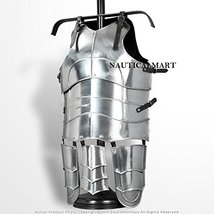 XL Size Medieval 18G Steel Deluxe Plate Armor Cuirass Type G w/ Tassets SCA LARP - $399.00