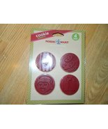 Nordic Ware Holiday Cookie Stamps - set of 4 - $9.40