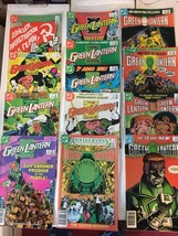 GREEN LANTERN 196 - 208 DC Comic Book Lot / Run Of 13 VF - NM Condition ... - $16.19