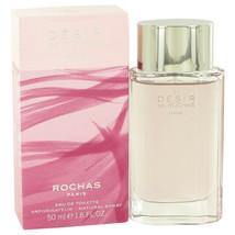 Desir De Rochas by Rochas 1.7 oz / 50 ml EDT Spray for Women - $37.61
