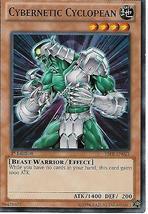 Yu-Gi-Oh Card- Cybernetic Cyclopean - $1.00