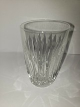 "Crystal Juice Wiskey Shot Glass 3.5"" vtg - $7.42"
