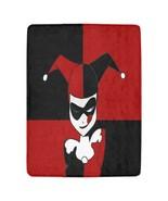 Harley Quinn Ultra-Soft Micro Fleece Blanket - $40.00+