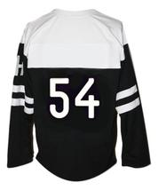 Custom Name # Russia CCCP Retro Hockey Jersey New Sewn Black Any Size image 4
