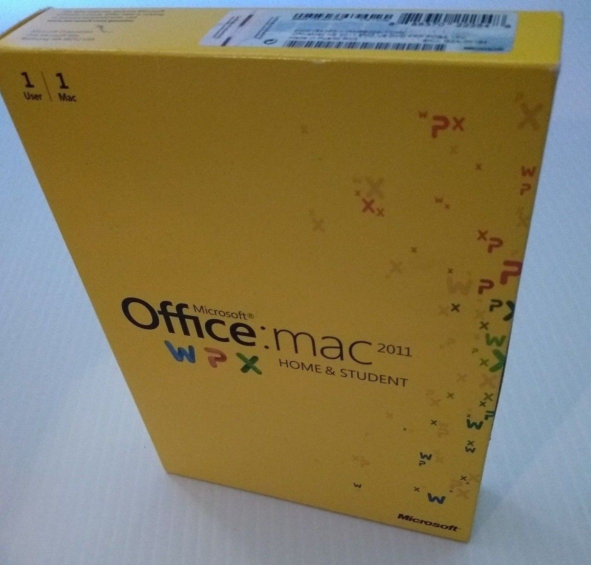 Microsoft Office MAC 2011 Home & Student DVD and 12 similar items