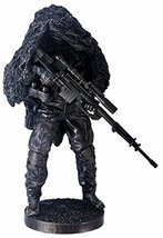 "12.5 Inch ""Concealed At Ready"" Sniper Soldier Figurine Display - $76.22"