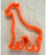 """WILTON...Giraffe Cookie Cutter...Plastic...5 1/4"""" Tall - $170,33 MXN"""