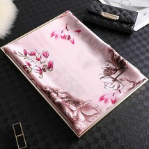 Newly Four Colors Spring Scarves Female Printed Flower Fashion Shawl Wom... - $14.24