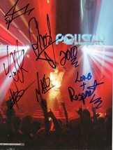 Five Finger Death Punch Group Signed Photo 8X10 Rp Autographed All Members - $19.99
