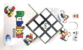 RUBIK'S EDGE Portable Puzzle Game for Kids and Adults New In Packaging Ages 6+ - $9.50