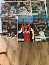 Sports Illustrated Collection 79 Magazines 1979 And Up  - $49.27