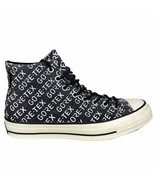 New Converse x Gore-Tex Chuck 70 Hi Black White High Top Sneaker 162347C - $64.99