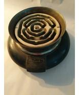 Vintage Deco General Electric Hot Plate Cooker Single Burner Bakelight P... - $19.75