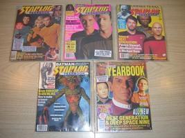 Starlog: Star Trek Movie Specials/Yearbooks/Best Of ~ 31 Magazines ~ Lot... - $27.72