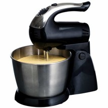 Brentwood 5-Speed Stand Mixer Stainless Steel Bowl 200W - $80.12