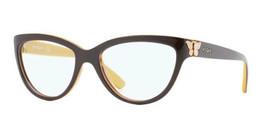 Authentic Vogue Eyeglasses VO2865 2184 Brown Pearl Brown Frames 54MM RX-... - $53.45