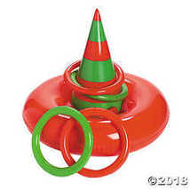 Inflatable Elf Hat Ring Toss - $9.61