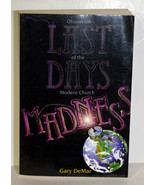 1997 Book Last Days Madness Obsession of the Modern Church Temple of Doo... - $16.14