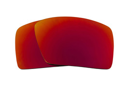 Polarized Replacement Lenses for-Oakley Eyepatch 1 Sunglasses Anti-Scratch Red - $8.80