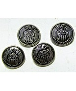 76 on Shield Metal Sewing Buttons - $7.50
